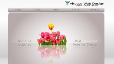 Vitesse Web Design Bendigo