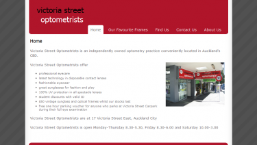 Victoria Street Optometrists