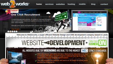 Web2Works - making silverstripe websites look good