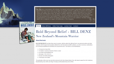 Bill Denz Mountaineer