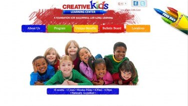 www.creativekidslearningcenter.com
