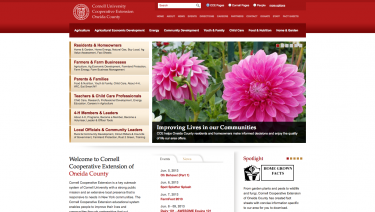 Cornell University Cooperative Extension of Oneida