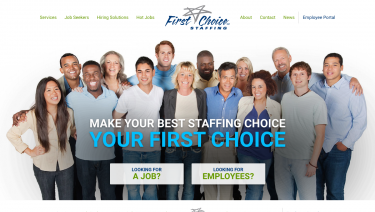 First Choice Staffing