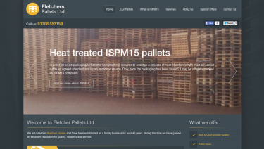 Fletchers Pallets Ltd