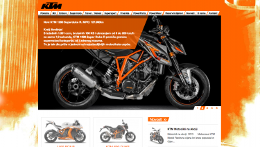 KTM - Ready To Race - Croatia