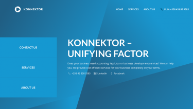 Konnektor Oy - Financial Services