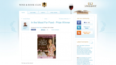 Lindeman's Wine and Book Club