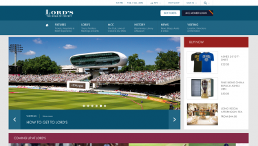 Lord's - The home of cricket