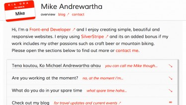 Mike Andrewartha