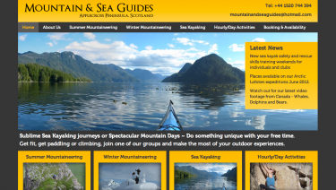 Mountain & Sea Guides