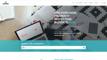 Primed - Property Inspection Reports
