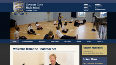 Newport Girls' High School