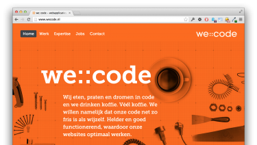 we::code interactive media, the 2012 version