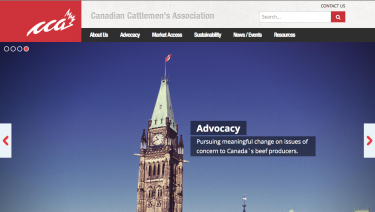 The Canadian Cattlemen's Association (CCA)