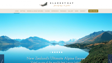 Blanket Bay Glenorchy