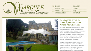 The Marquee Experience