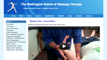 The Wellington School of Massage Therapy