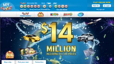 New Zealand Lotteries