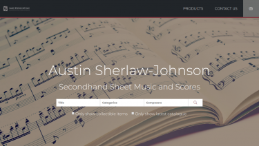 Austin Sherlaw-Johnson