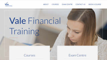 Vale Financial Training