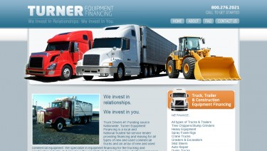 Turner Equipment Financing