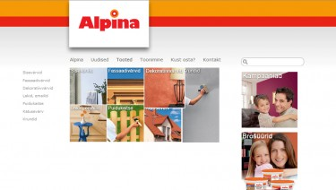 Alpina Color Estonia