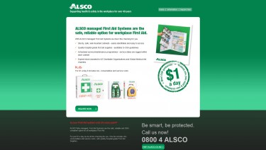 Alsco First Aid