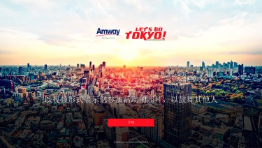 Amway Personalised Video Platform