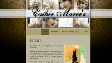 Cathie Marees Fashion Boutique