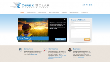 Direk Solar - Renewable Energy