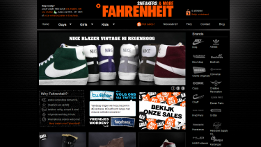 Fahrenheitstore.nl (new and improved!)