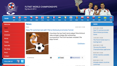 FUTNET WORLD CHAMPIONSHIPS
