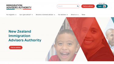 New Zealand Immigration Advisers Authority