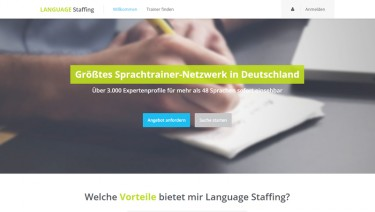 LANGUAGE Staffing