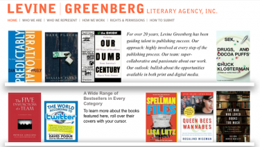 Levine Greenberg Literary Agency, Inc
