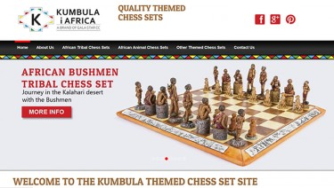 Kumbula chess sets