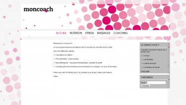 Moncoa.ch - Coaching / Massages
