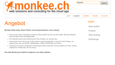 Monke.ch Web Solutions