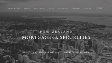 NZ Mortgages & Securities