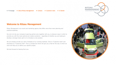 Ritzau Management – eventmanagement