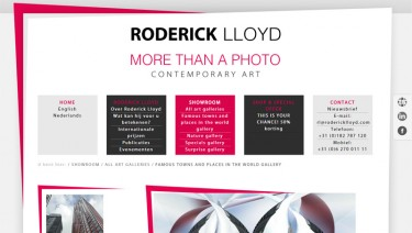 Roderick Lloyd - More than a photo