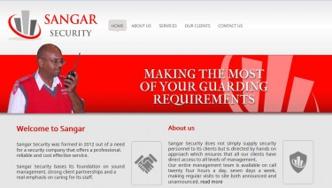 Sangar Security