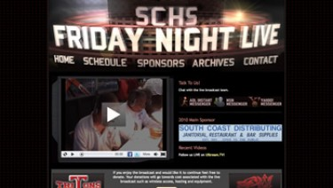 San Clemente High School - Friday Night Live!