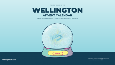 Wellington Advent Calendar – 2018 Edition