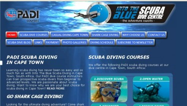 Into The Blue Dive School