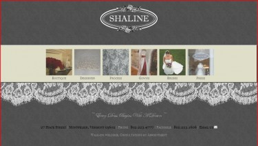 Shaline, a Bridal Boutique
