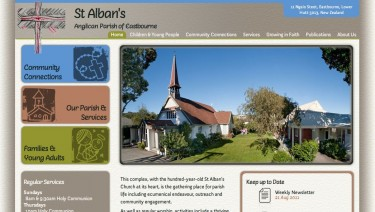 St Alban's Anglican Parish of Eastbourne