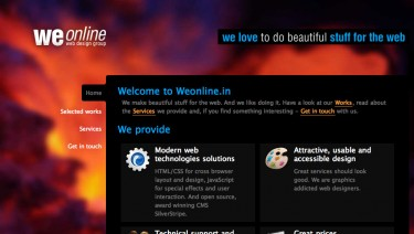 WeOnline Web Design