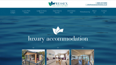 Wessex Unique Lodges & Park Homes
