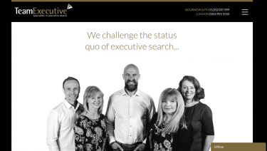 TeamJobs Executive Search